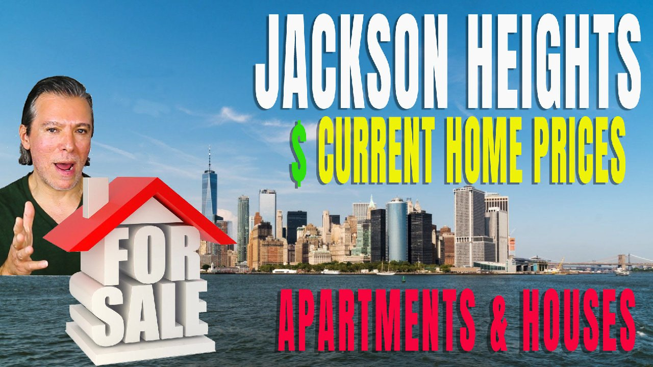 Jackson Height real estate